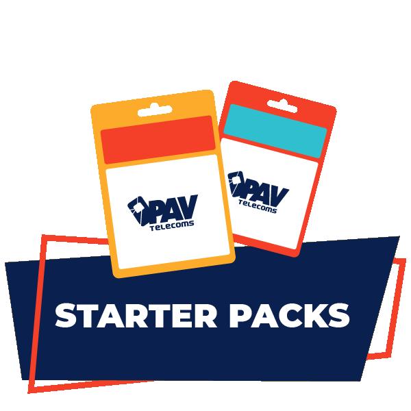 Starter Packs - PAV