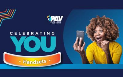 PAV Telecoms 20th Birthday CellPhone Winter-Promo
